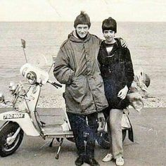 In this series of Retro Eye Candy, we visually explore the Mod Culture in England during the sixties. The scooters, suits, the hangouts and more. Mod Scooter, Lambretta Scooter, Scooter Girl, Piaggio Vespa, Power Pop, New Motorcycles, Vintage Motorcycles, Multimedia, Mod Look