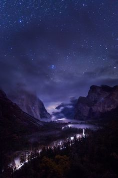 modernambition:  Foggy Tunnel View | WF