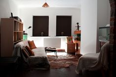 LED colour changing flexible strip - Modern Living Room