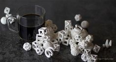 3D Printed Sugar | the sugar lab