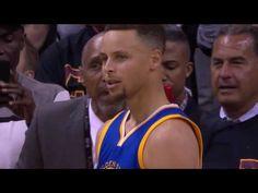 Stephen Curry Ejected - Warriors vs Cavaliers G6 - Jun 16 2016 - 2016 NBA Finals