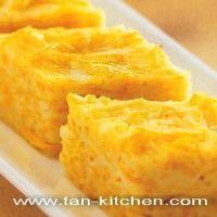 Thai Pumpkin Pudding Style Recipe