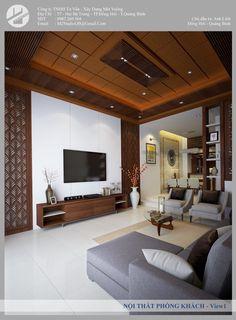 Hall Interior Design, Hall Design, Apartment Interior Design, Fall Ceiling Designs Bedroom, Ceiling Design Living Room, Wooden Ceiling Design, False Ceiling Design, Living Tv, Tv Cabinet Design
