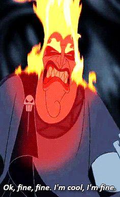 "claraoswaldl: "" zooophagous: "" Hades speaks to me on a spiritual level "" i see what u did there "" Hades Hercules, Hercules Disney, Disney Phone Wallpaper, Cartoon Wallpaper Iphone, Disney And Dreamworks, Disney Pixar, Disney Jokes, Arte Disney, Cartoon Gifs"
