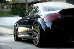 Audi tt modified