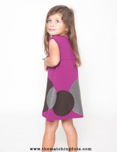 The Matching Dots 2 hungry kids fed for each item sold #madeinusa #stylish #cool #kids #fashion