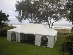6m x 9m marquee.