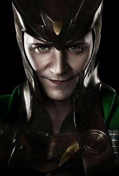 Thor Loki Portrait Gallery Print