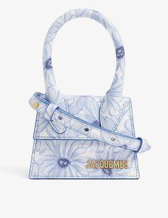 Jacquemus Bag, Beautiful Handbags, Printed Bags, Mode Vintage, Clutch, Cute Bags, Luxury Bags, My Bags, Purses And Handbags