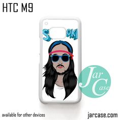 dj steve aoki Phone Case for HTC One M9 case and other HTC Devices