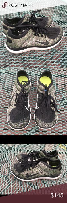 Nike Free Flyknits 4.0 In perfect condition! Amazing shoes and very rare. Firm price. Nike Shoes Athletic Shoes