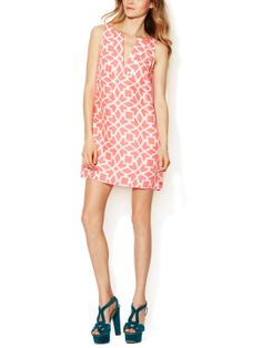 Celine Silk Shift Dress by Alice & Trixie at Gilt