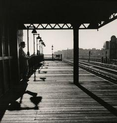bronx train platform