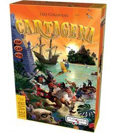 Cartagena https://www.boardgamegeek.com/boardgame/224031/cartagena