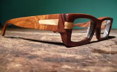 Urban Spectacles...handmade frames in Chicago