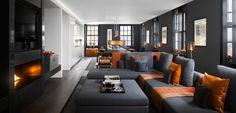 在倫敦生活的Grosvenor House酒店公寓住宅項目面積