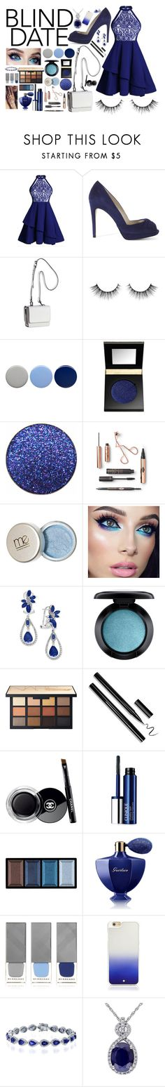 """""""Outfit #111"""" by evil-master-mind ❤ liked on Polyvore featuring Kendall + Kylie, Burberry, tarte, Effy Jewelry, MAC Cosmetics, Chanel, Clinique, Clé de Peau Beauté, Guerlain and Kate Spade"""