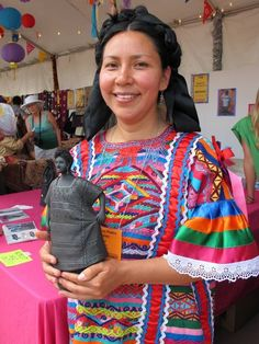 Magdalena Pedro Martinez, a ceramic artist from a long family tradition in Mexico, will be attending the International Folk Art Market in Santa Fe, N.M., this year scheduled for July 11-13. The market brings together artisans from around the world to showcase their artwork, crafts and products.
