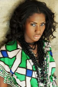 African Beauty Series: Stephanie Okereke's Photo Collection