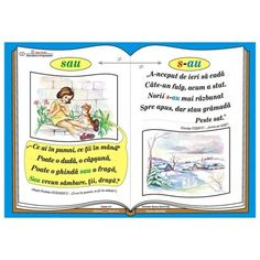 "Plansa Ortograma ""n-ati"" / cuvintele ""nu"" si ""ati"" Romanian Language, Class Decoration, Grammar, Classroom, Teaching, School, Literature, Learning To Write, Word Reading"