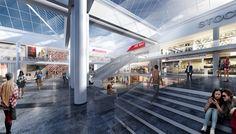 Mall Renovation | Day | Interior | Finland | 2015