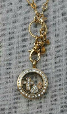 Small Gold Locket :-)