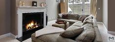 Dvojdverové krby na plyn od firmy HT-design Design, Home Decor, Homemade Home Decor, Design Comics, Decoration Home, Interior Decorating