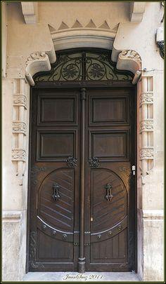 Puerta Modernista by JuandeCT,