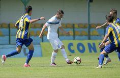 Bogdan Barbu a fost omul meciului din Liga 2 dintre Academica Clinceni și Dunărea Călărași, contând pentru prima etapă
