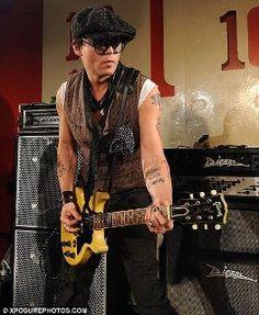 Johnny!!!