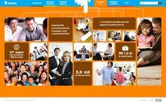 Projeto Gráfico Concorrência Itautec