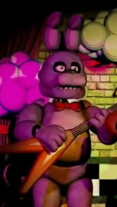Bonnie - Five Nights at Freddy's Wiki