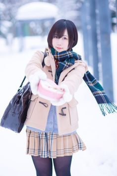 Check out these Japanes theme cosplay characters.
