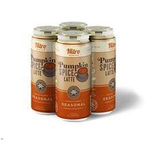 Breckenridge Brewery Releases First Nitro Series Seasonal: Nitro Pumpkin Spice Latte Stout Coffee Pods, Coffee Latte, Espresso Coffee, Pumpkin Beer, Pumpkin Spice Latte, Beer Shot, Nitro Coffee, Coffee Branding, Best Beer