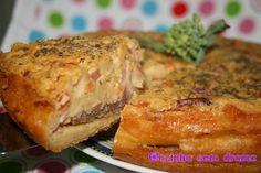 Torta Hambúrguer - Receitas da Vovó