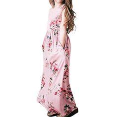 4ff9c1191b9 Fashion Girl Kid Flower Print Princess. Baby SkinPrincess PartyFlower  PrintsBeautiful DressesOasisGirl ...