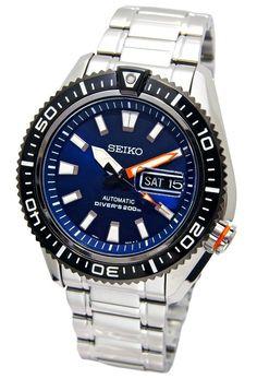 Amazon.co.jp: SEIKO SRP493K1 AUTOMATIC 200m DIVER'S セイコー 自動巻き 200m ダイバーズ 【逆輸入モデル】: 腕時計通販