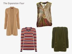 A 4 by 4 Capsule Wardrobe in Teal, Wine, Olive and Camel - The Vivienne Files How To Wear Cardigan, Teal Cardigan, Olive Jeans, Chevron Scarves, Capsule Wardrobe Work, The Vivienne, Top Pattern, Winter Outfits, Camel Outfits