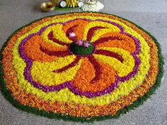 Onam is the biggest festival in the Indian state of Kerala. Onam marks the homecoming of legendary King Mahabali. Onam brings out the best of Kerala culture and tradition. Intricately decorated Pookalam, Onam Sadya, breathtaking Snake Boat Race are some of the most remarkable features of Onam. Happy Onam!