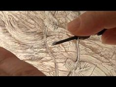 Jean-Pierre DAVID - Engraving & Printing (intaglio) from Plexiglass - YouTube
