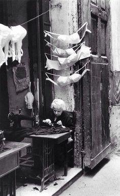 Napoli 1957 By David Seymour