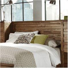 Wood Headboard from Wayfair