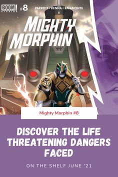 Boom! Studios Brings the Past & Present in Your First Look at Mighty Morphin #8 — Constant Collectible Lord Zedd, Boom Studios, Mighty Morphin Power Rangers, Buffy The Vampire Slayer, Geek Culture, Teenage Mutant Ninja Turtles, Deadpool Videos, The Past, Geek Stuff