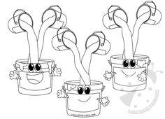Disegni per bambini sui colori primari e secondari Disney Princess Toddler, Preschool Colors, Cross Stitch For Kids, Alphabet For Kids, Art Template, School Decorations, Learning Colors, Elements Of Art, Art Plastique