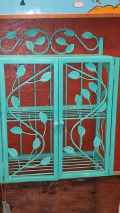 Iron Cabinet , $29.00. Booth 32cabinet now sold