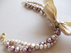 fresh pearls bracelet