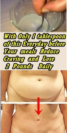 If you are looking for a healthy way to lose weight fast- Take one tablespoon of this mixture daily
