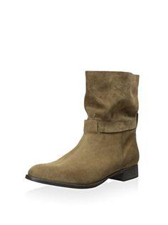 www.myhabit.com  Slightly slouchy boot boasts a rear heel tab for easy wear