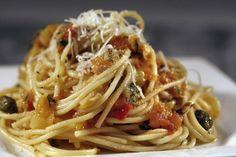 Ratatouille pasta sauce