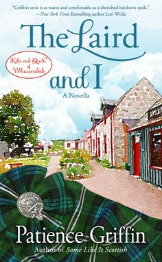 This novella bridges the Kilts and Quilts of Gandiegow series with the new series, Kilts and Quilts of Whussendale...